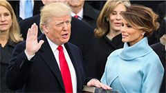 """President Trump's Inaugural Speech Inspires, Wows: """"Most Importantly, We Are Protected by God"""""""