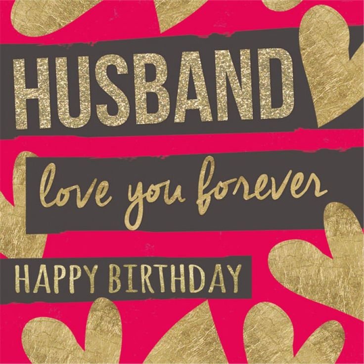 85 best husband birthday images on Pinterest Anniversary cards
