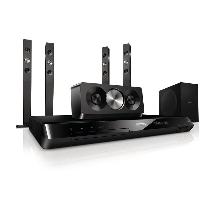 Philips'in yeni SoundHub ev sinema sistemi HTS5593