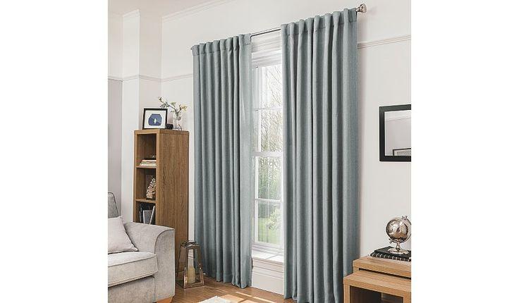 White Garden Stones Asda: 1000+ Ideas About Grey Blackout Curtains On Pinterest