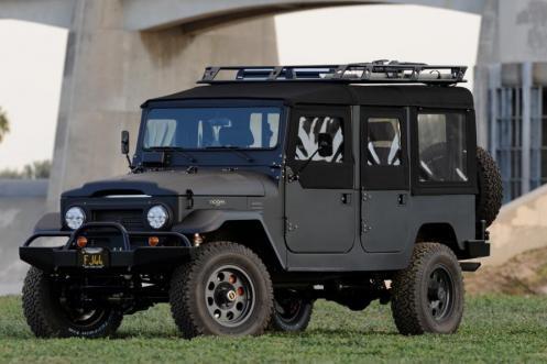 FJ | Gallery | Volcanic | ICON: 1965 Icons, Icons Jeeps,  Landrover, Fj 44, Icons Fj44, Icons 44, Land Cruiser, Sweet Riding, Landcruiser