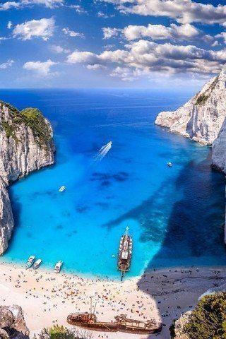 Закинтос, Греция / Путешествие с комфортом