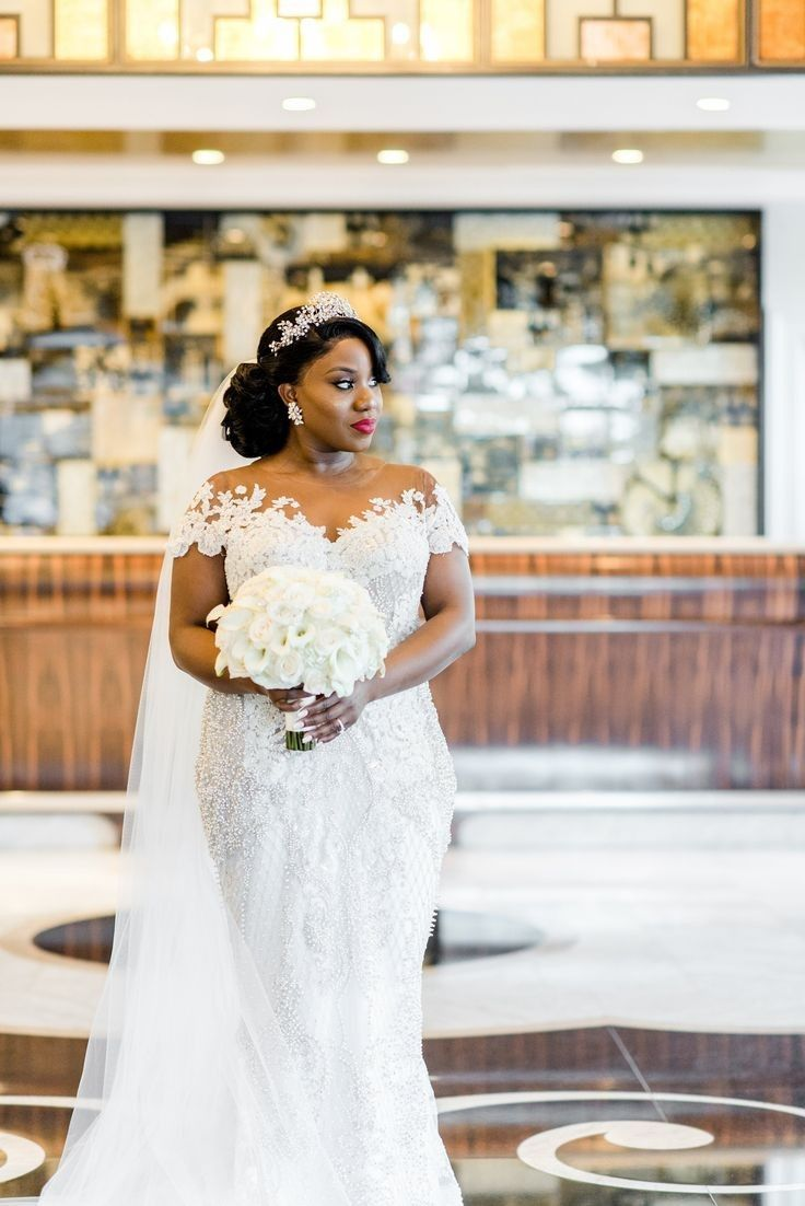 10 African Mermaid Wedding Dress For Plus Size Curvy Ladies They Are So Gorgeous Try Them Wedding Dresses American Wedding Dress Used Wedding Dresses [ 1102 x 736 Pixel ]