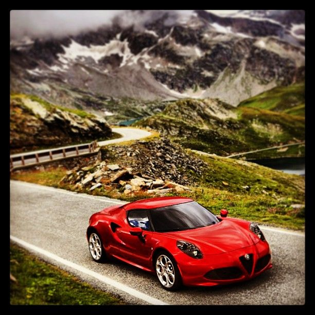 102 Best Images About Alfa Romeo 4C On Pinterest