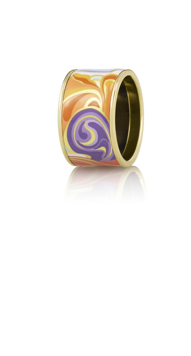 Diva ring, Floral Symphony - Bouquet of Dreams collection, FREYWILLE, Baneasa Shopping City