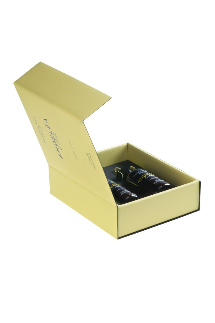 Premium Packaging #evoo #gift - Andelea Estate Premium Extra Virgin Olive Oil