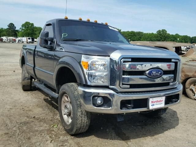 2016 Ford F350 Super Duty Pickup For Sale | Salvage Title