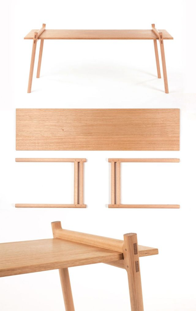 Omoto Bench by Another Small Studio at Salone Satellite 2013 | Yellowtrace.