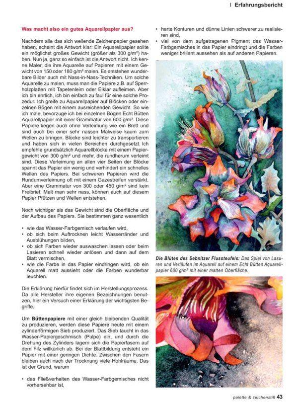 Aquarellfarben Oder Wasserfarben Kaufen Kunst Malen