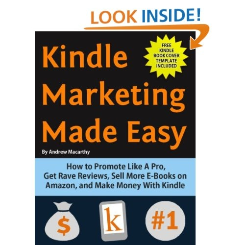 marketing of kindle But having to format, launch, and promote a kindle book didn't  email is one of  the most important pillars of a content marketing strategy.