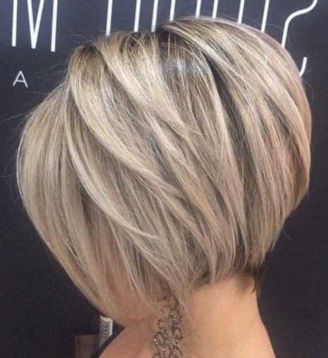 Bob Frisuren 2018 Mit Strahnen Hair And Beauty Pinterest Hair