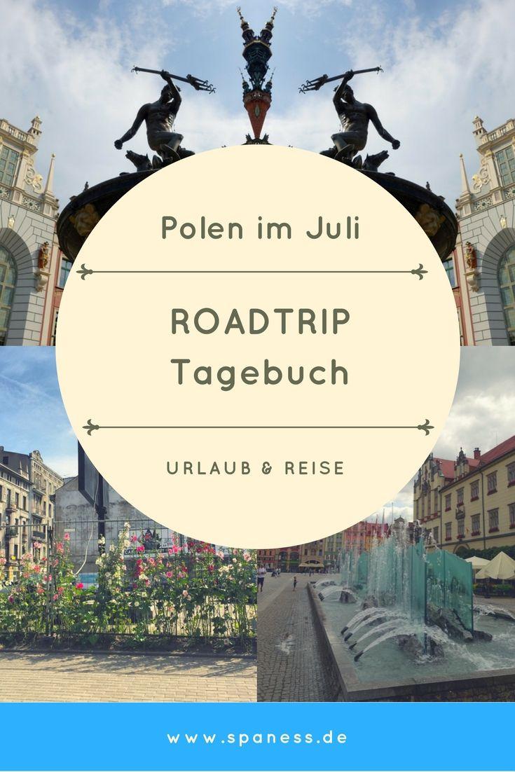 Polen Roadtrip - Route, Strecke, Kosten, Planung & Infos.