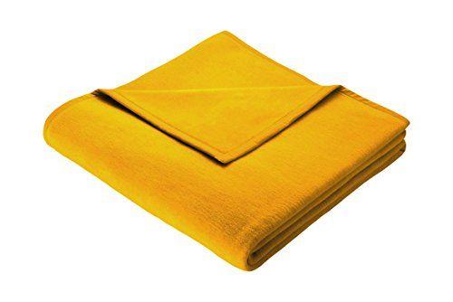 Biederlack 150 x 200 cm bunt Auswahl Uni DeckeÜberwurf