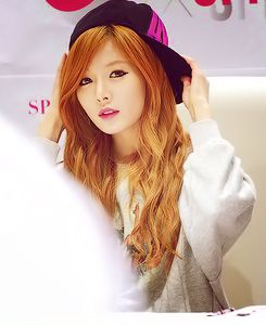 Hyuna - Cool with the Cap Autograph Signing 4minute