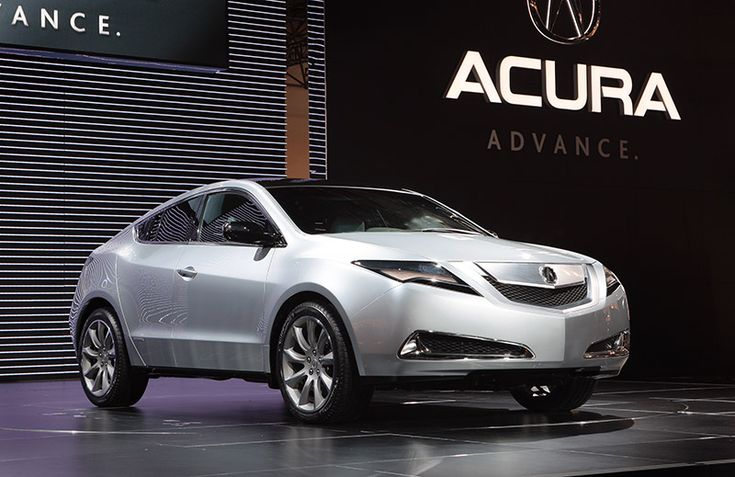 Acura ZDX Acura ZDX 2012 Price – Top Car Magazine
