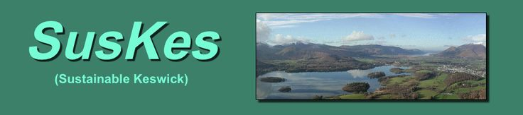SusKes is a voluntary organisation based in Keswick, Cumbria, a beautiful market town in the Heart of the Northern Lake District.  SusKes wa...