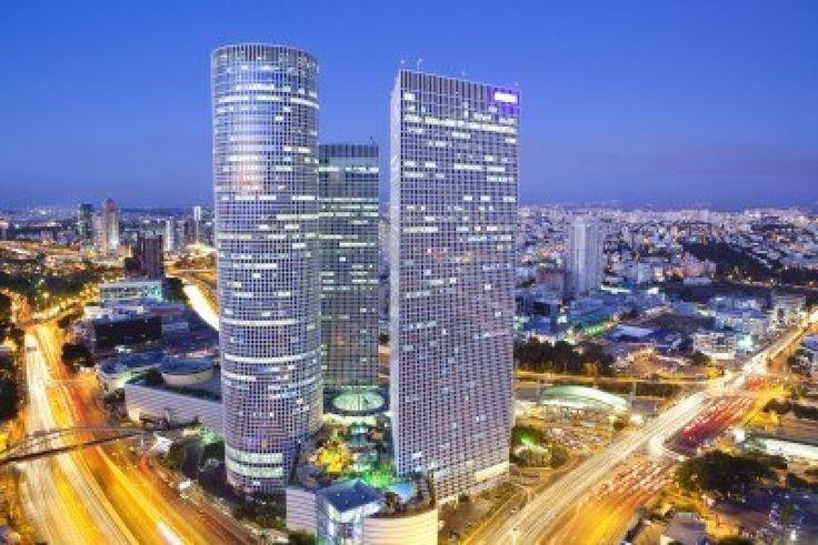 Azrieli towers - Tel-Aviv