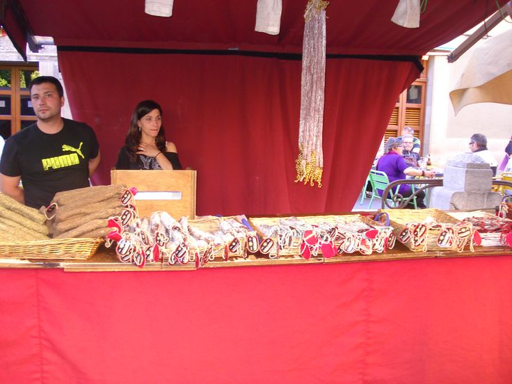 4a Fira de la ratafia i mercat de productes de la terra de Centelles (Barcelona). 01 i 02 de juny de 2013. Arblanch Alimentació, Gurb