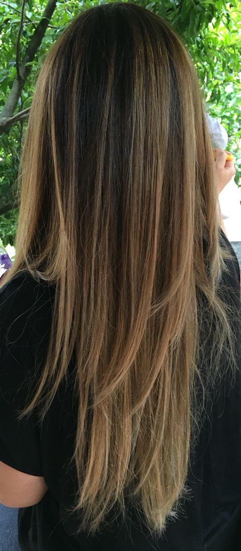 ✨HAIR GOALS✨ #hairgoals #hairstyle #beauty #bronde #bayalage #ombre #highlights #darkblonde #lucyluxedesigns