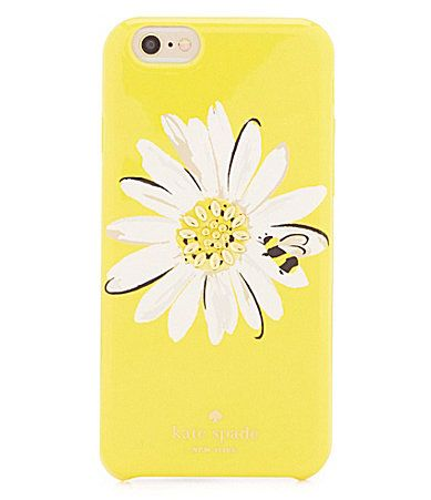 kate spade new york Jeweled Daisy iPhone 6 Case #Dillards