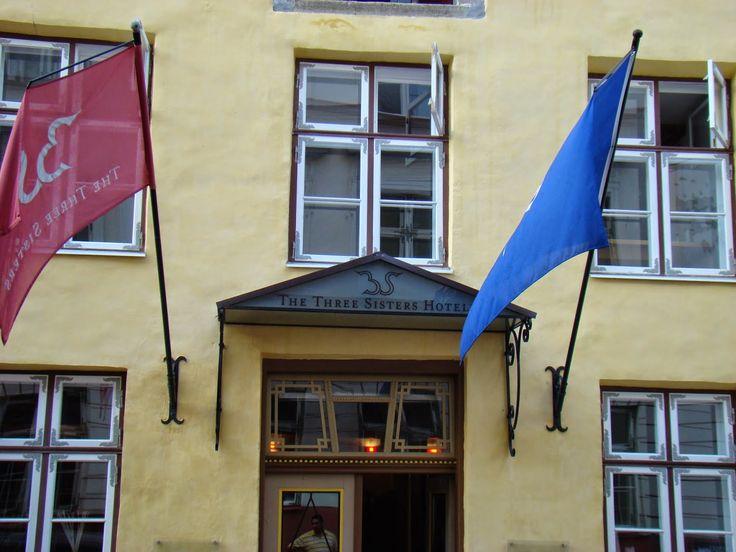 HOTEL LAS TRES HERMANAS, TALLIN
