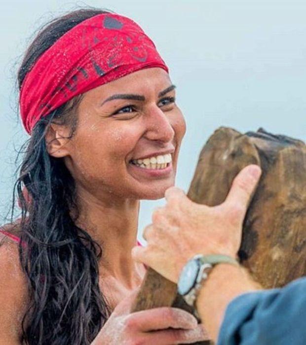 Photo : Karima aurait pu aller très loin dans la saison 16 mais elle a fait peur aux candidats. Elle a récemment été décorée d'une médaille pour un acte de bravoure citoyen.