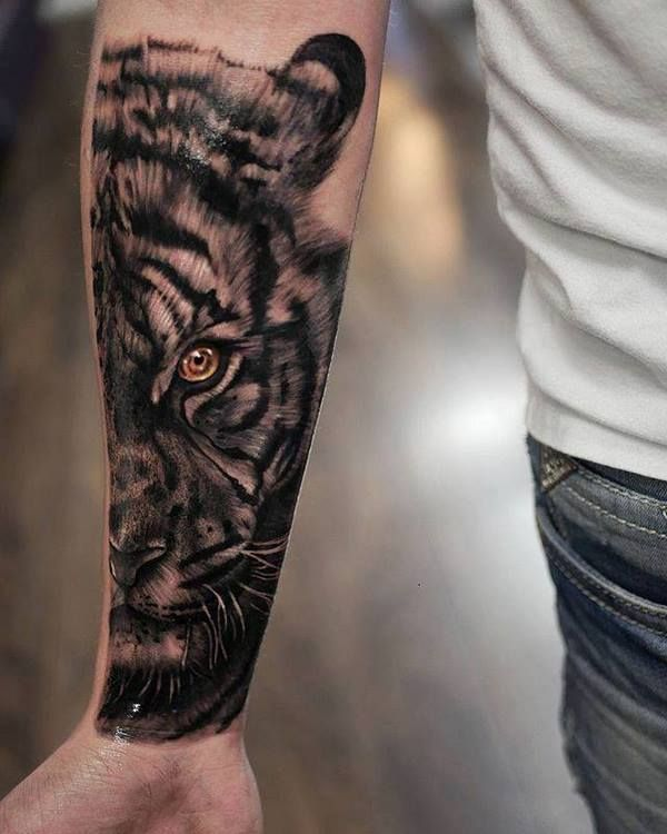 Super Cool And Masculine Forearm Tattoo Ideas And Designs For Men