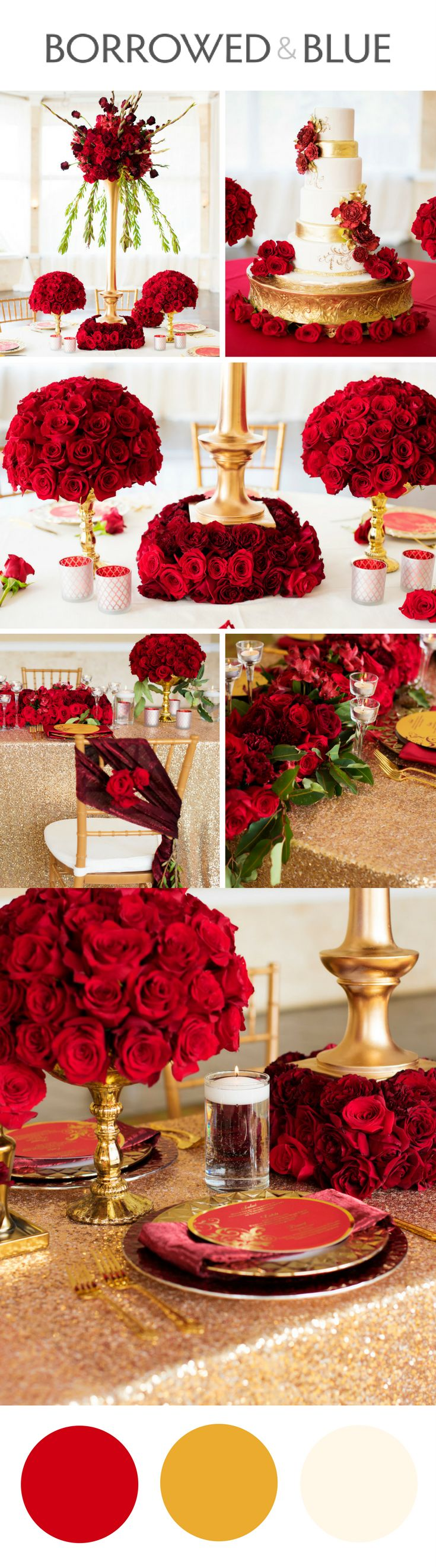 The 130 best Red Weddings images on Pinterest | Red wedding, Wedding ...