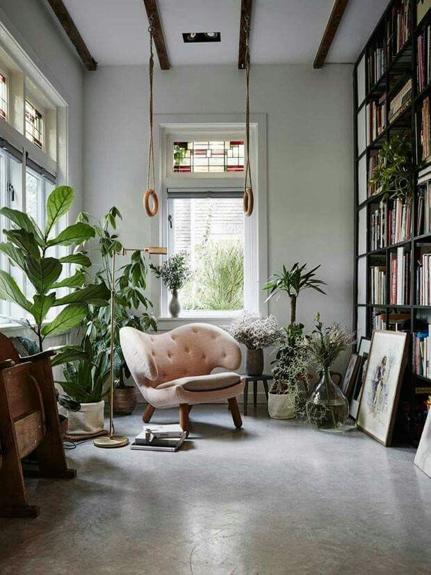 Comfort area, nook, reading, home library, chill spot