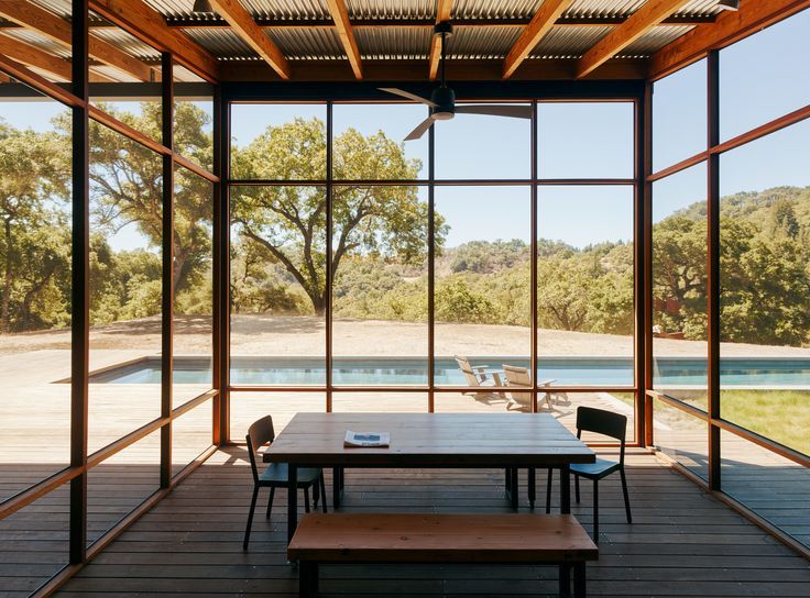 Goodbye Grid and Cushy Beds, Hello Pool in the Wilderness