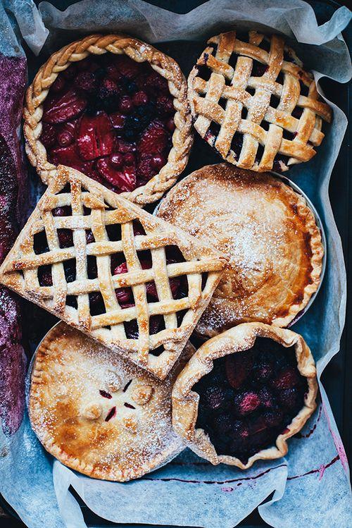 Imagen de pie, food, and dessert