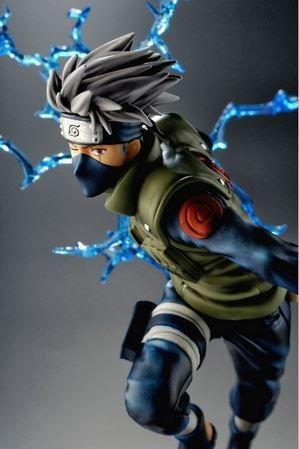 Figurine #HatakeKakashi - Edition limitée - Gamme XTRA - #TsumeArt - #Naruto