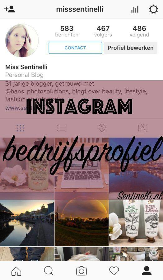 Instagram bedrijfsprofiel. Je kan bij Instagram van jouw persoonlijke account een Instagram bedrijfsprofiel maken. Hoe dit precies werkt en wat je er allemaal mee kan doen, vertel ik in dit artikel.