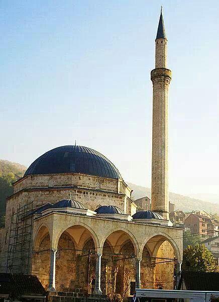 Sinan Basha Mosque - Kosovo - built 1615 during Ottoman Empire