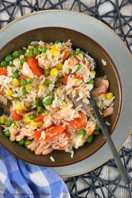 Express Lachskelle | Rezept | Kochen | Essen | Fisch | Weight Watchers   – Experimente aus meiner Küche