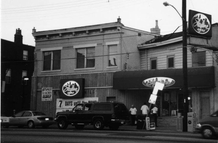 Original Skyline Chili, Gelnway Ave. Price Hill, Cincinnati, Ohio