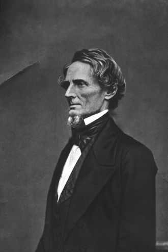 jefferson davis married varina howell