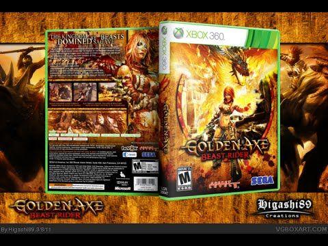 GOLDEN AXE: BEAST RIDER WALKTHROUGH GAMEPLAY ON XBOX 360