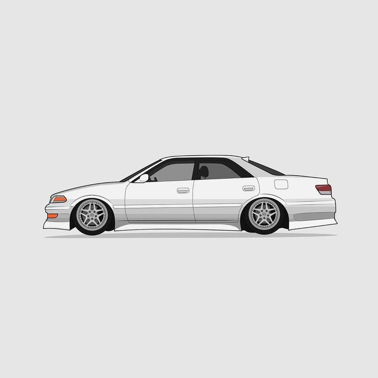 Toyota Chaser 1jz Toyota Instagram Photography