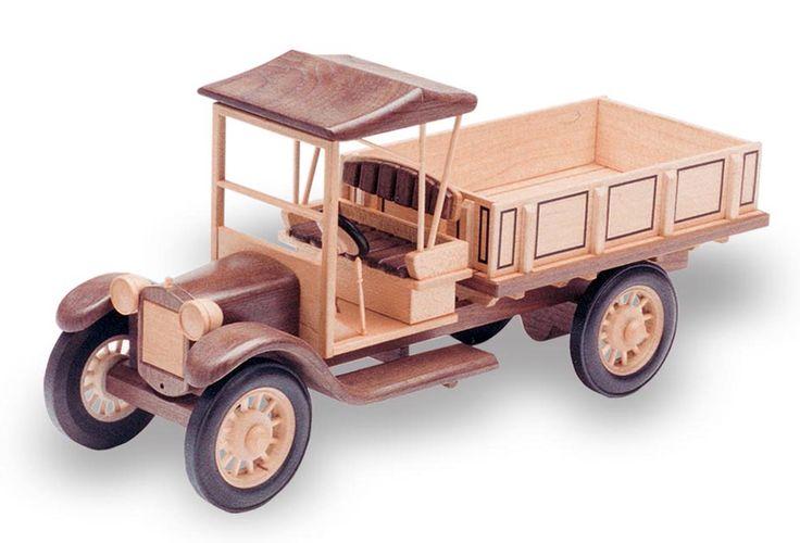 PATTERNS & KITS :: Trucks :: 78 - The 1917 Ford Truck -