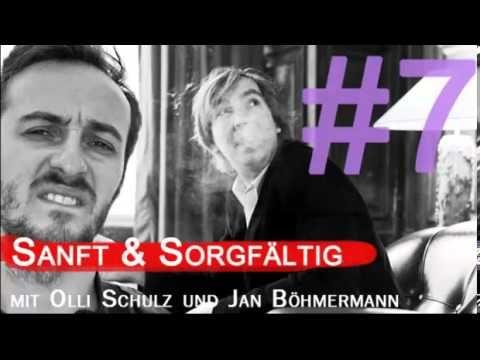 Sanft & Sorgfältig - Winterzauberedition mit Olli Schulz und Jan Böhmermann - YouTube