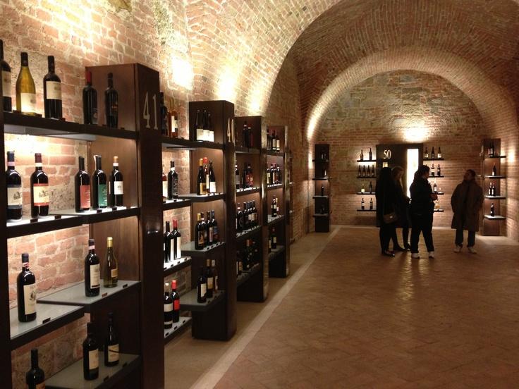 Enoteca Italiana, Siena