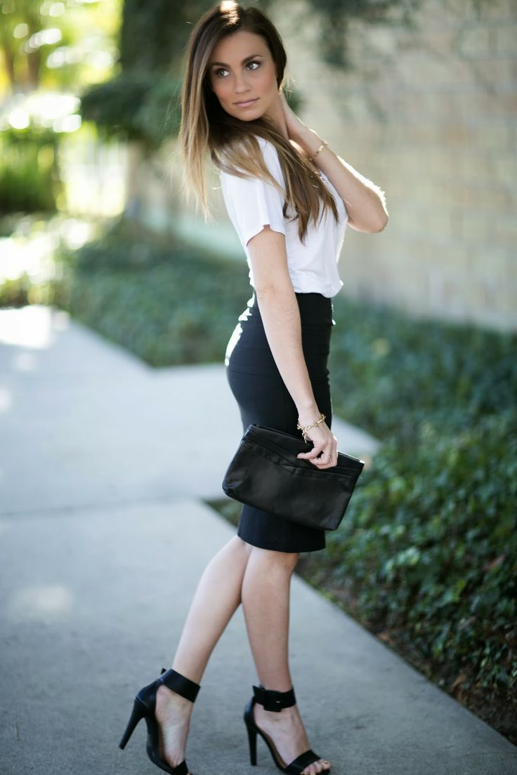 Date Outfit Skirt