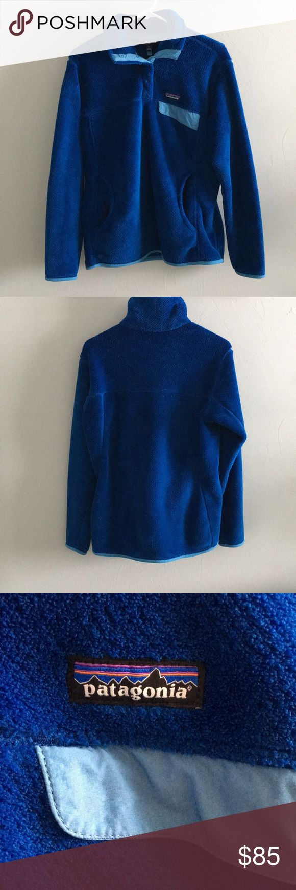 NWOT Patagonia re tool I have never worn this so it's in perfect brand new condition. Extremely soft and perfect for the winter weather. Patagonia Tops Sweatshirts & Hoodies