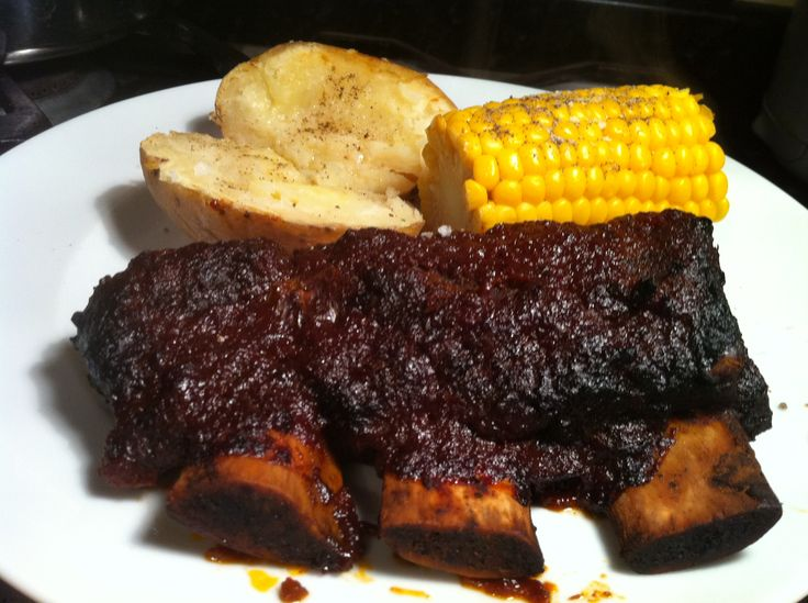 Recipe Shed: Mark Hix's Beef Ribs in Barbecue Sauce | Reluctant Housedad's Recipe Shed