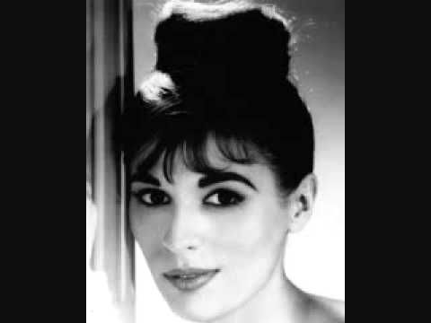 """Your Cheatin' Heart"" by Joni James (1953)....so beautiful and with the big band orchestra...she's amazing!"
