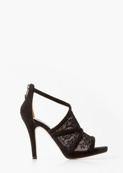 Heel sandals | MANGO