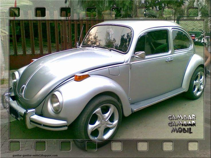 foto mobil vw kodok putih