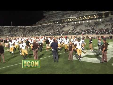 ICON MSU Game Day - Notre Dame Football check all filrs they adanourcer for game how irish gurd game