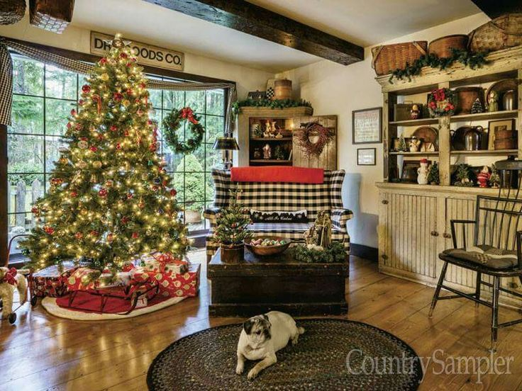 Country Sampler Christmas Decorating Ideas : Best country sampler magazine ideas on